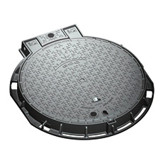 Cast-iron hatches, class A15-D400
