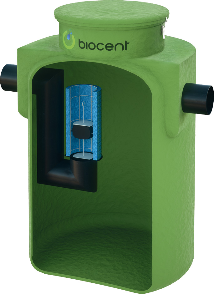 Coalescence Separator from GRP BIOSEP-G